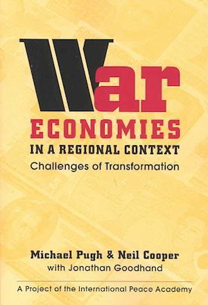Bog, paperback War Economies in a Regional Context af Neil Cooper
