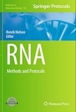 RNA (METHODS IN MOLECULAR BIOLOGY)