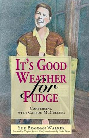 Bog, paperback It's Good Weather for Fudge af Sue Brannan Walker
