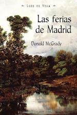 Las Ferias de Madrid af Lope de Vega, Donald McGrady