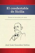 El Condestable de Sicilia (Ediciones Criticas, nr. 88)