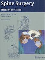 Spine Surgery af Alexander R. Vaccaro Ed., Todd J. Albert