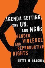 Agenda Setting, the UN, and NGOs (ADVANCING HUMAN RIGHTS SERIES)