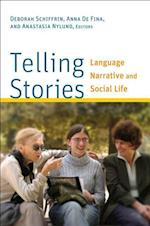 Telling Stories (Georgetown University Round Table on Languages & Linguistics Series)