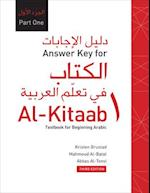 Answer Key for Al-Kitaab fii Tacallum al-cArabiyya (Answer Key for Al Kitaab fii Tacallum al cArabiyya)