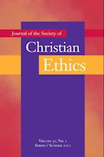 Journal of the Society of Christian Ethics