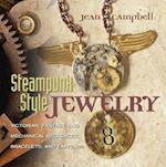 Steampunk Style Jewelry af Jean Campbell