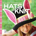 Fun and Fantastical Hats to Knit af Mary Scott Huff