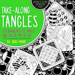 Take-Along Tangles (Tangled Color and Draw)