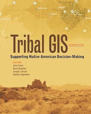 Bog, paperback Tribal GIS af Joseph J. Kerski, Anne Taylor, David Gadsden
