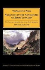Narrative of the Adventures of Zenas Leonard af Zenas Leonard