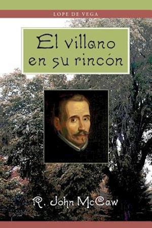 Bog, paperback El Villano En Su Rincon af Lope de Vega