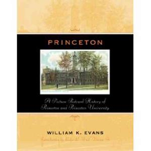 Bog, paperback Princeton af William K. Evans