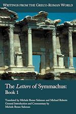 The Letters of Symmachus: Book 1 af Michael Roberts, Michele Renee Salzman