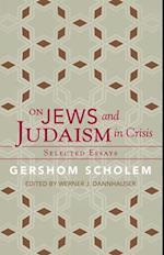 On Jews and Judaism in Crisis af Gershom Scholem