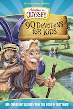 90 Devotions for Kids in Matthew af Aio Team