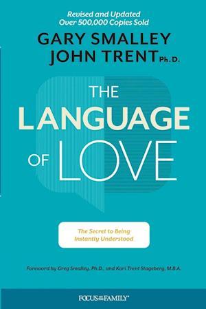 Bog, paperback The Language of Love af Gary Smalley