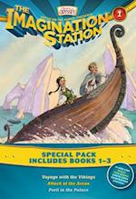 Imagination Station Books 3-Pack (Adventures in Odyssey Books)