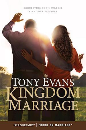 Bog, paperback Kingdom Marriage af Tony Evans