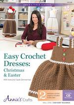 Easy Crochet Dresses af Sarah Zimmerman