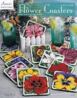 Plastic Canvas Flower Coasters