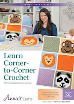 Learn Corner-to-Corner Crochet Class af Sarah Zimmerman