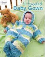 Hooded Baby Gown
