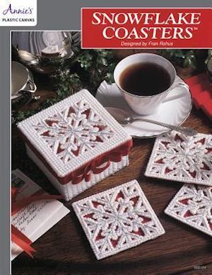 Bog, paperback Snowflake Coasters af Annie's