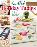 Quilted Holiday Tables af Annie's