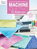Machine Quilting for Beginners (Annies Quilting)