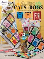 Quilted Cats & Dogs (Annies Quilting)