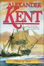 Man of War (Bolitho Novels Hardcover, nr. 26)