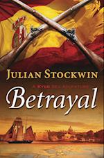 Betrayal (Kydd Sea Adventures)