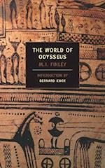 The World of Odysseus af Bernard Knox, M I Finley