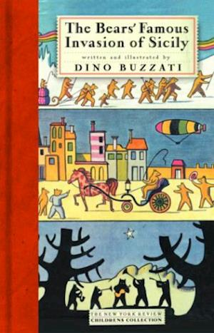 Bog, hardback The Bears' Famous Invasion of Sicily af Dino Buzzati