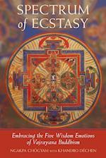 Spectrum of Ecstasy af Ngakpa Chogyam, Khandro Dechen, Chogyam Nga-Kpa