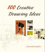100 Creative Drawing Ideas af Anna Held Audette