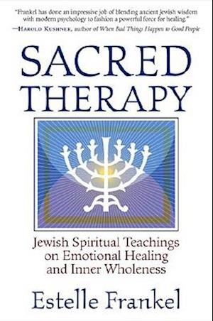 Bog, paperback Sacred Therapy af Estelle Frankel