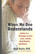 When No One Understands : Letters to a Teenager on Life, Loss, and the Hard Road to Adulthood