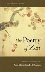 The Poetry of Zen af Sam Hamill, Sam Hammill, J P Seaton