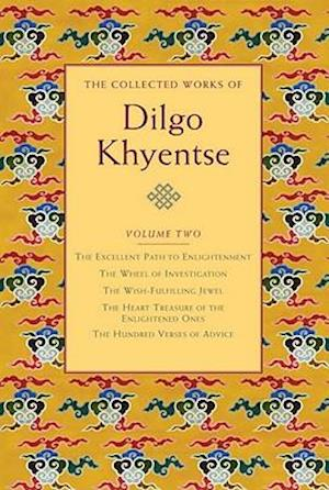Bog hardback The Collected Works of Dilgo Khyentse af Matthieu Ricard Dilgo Khyentse