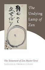 The Undying Lamp of Zen af Torei Enji