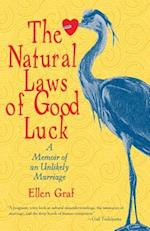 The Natural Laws of Good Luck af Ellen Graf