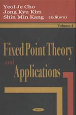Fixed Point Theory and Applications af Jong Kyu Kim, Shin Min Kang, Yeol Je Cho