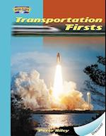 Transportation Firsts