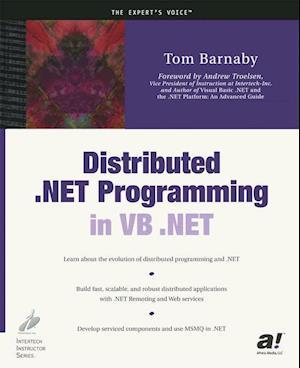 Distributed .Net Programming in VB.NET