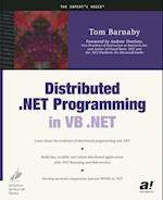 Distributed .Net Programming in VB.NET (Net Developer)