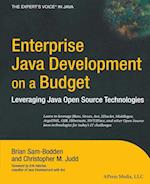 Enterprise Java Development on a Budget