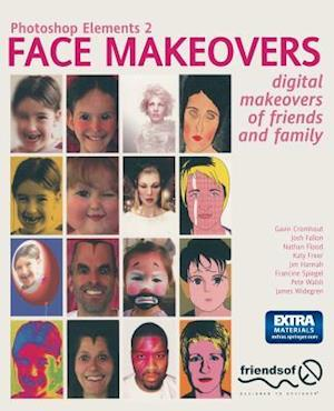 Photoshop Elements 2 Face Makeovers