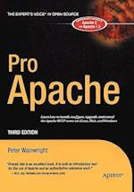 Pro Apache (The Expert's Voice)